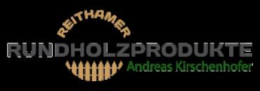 Logo Reithamer Rundholzprodukte